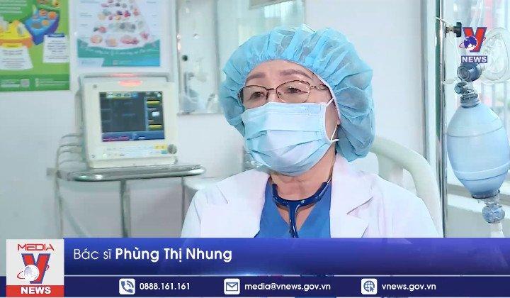 U Nhung - Người mẹ của những bác sĩ chống dịch