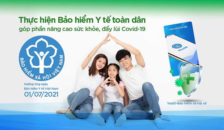 Chào mừng ngày Bảo hiểm y tế Việt Nam 1/7: vì mục tiêu toàn dân được chăm sóc sức khỏe với bảo hiểm y tế