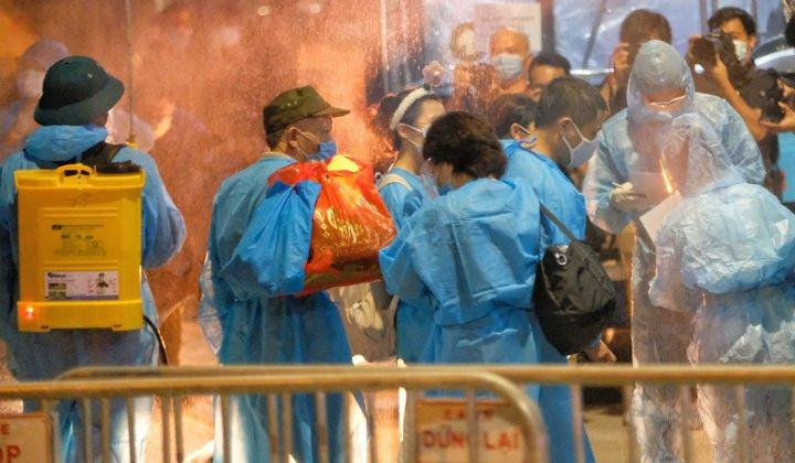 Lắng nghe tiếng gọi từ An Dương, Bệnh viện Mắt Hà Nội 2 sẵn sàng