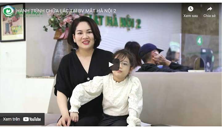 Nhật ký mổ lác của bé Minh Châu và cảm xúc của người mẹ