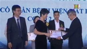 Hai lần liên tiếp được vinh danh Top 100 sản phẩm, dịch vụ TIN VÀ DÙNG do khách hàng bình chọn | Bệnh viện Mắt Hà Nội 2