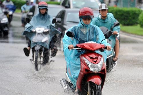 Cách bảo vệ mắt mùa mưa, đừng xem thường!