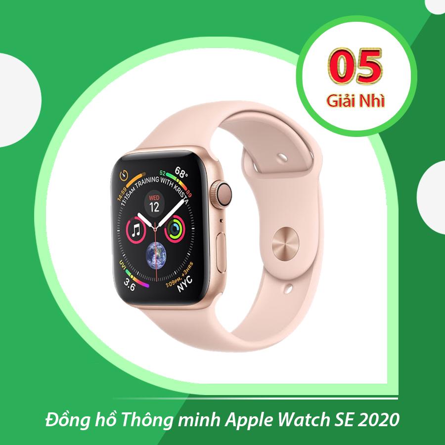 Mua tròng kính đổi màu Transitions trúng Apple Watch SE 2020