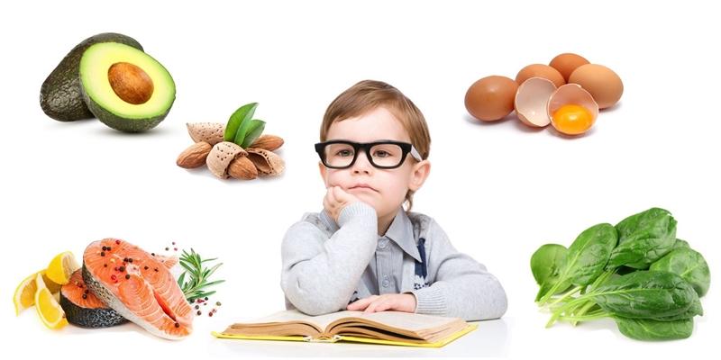 Thực đơn TOP 20+ thực phẩm tốt nhất cho mắt cận thị và sau khi mổ